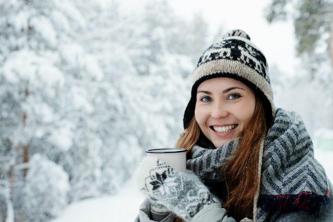 Come gestire la psoriasi in inverno?